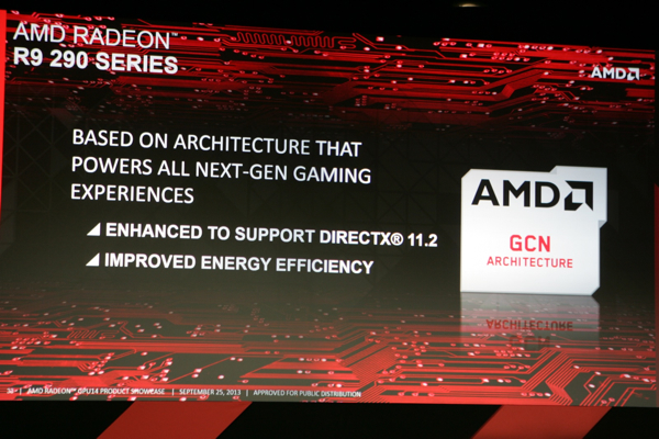AMD GPU14 Tech Day Präsentation