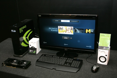 NVIDIA GeForce System