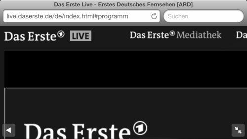 Live Erste