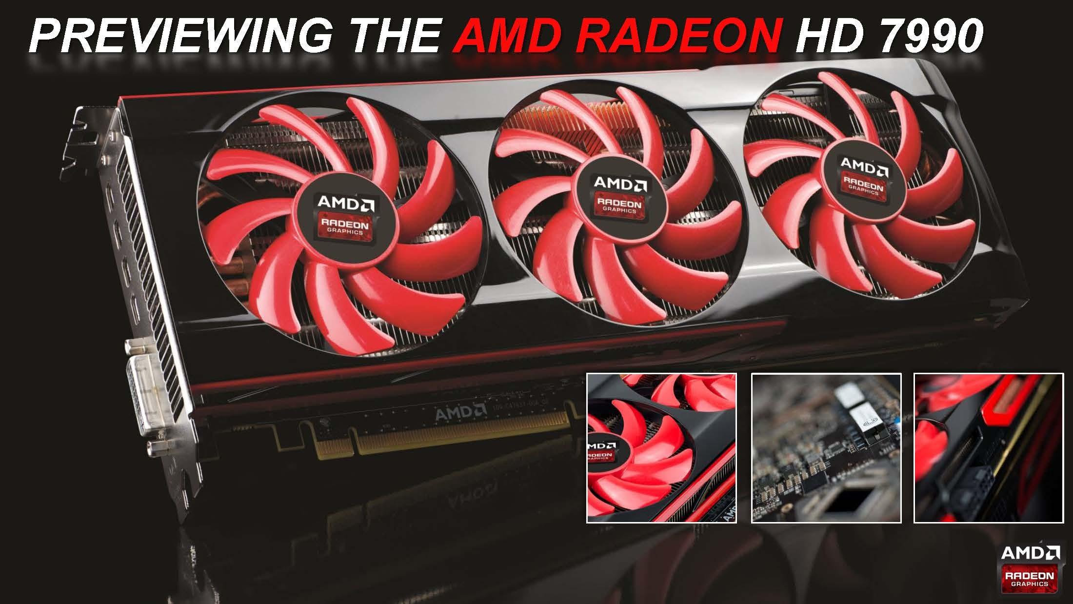 """Amd Radeon HD 7990 """"Malta"""" a la venta en Ebay"""