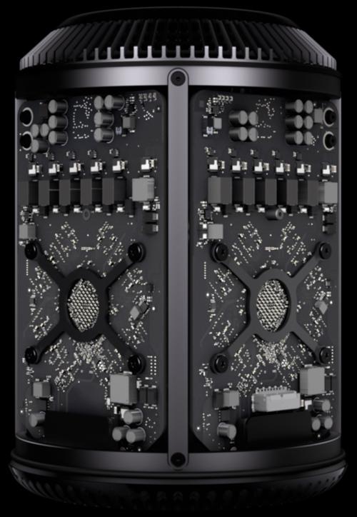 Dual AMD FirePro Grafikkarten im neuen Mac Pro