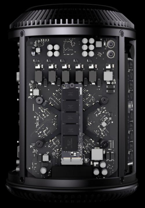 PCI-Express-SSD im neuen Mac Pro