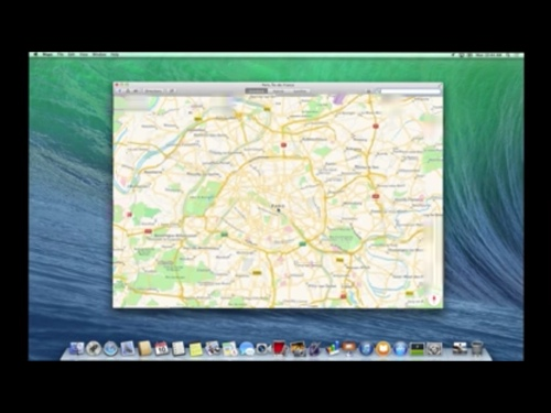 WWDC 2013 OS X Mavericks