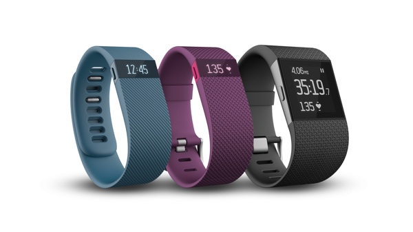 Fitbit Charge, Charge HR und Surge