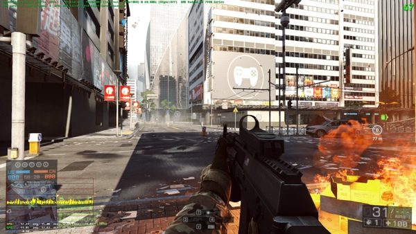 Neue Performance-Tools in Battlefield 4