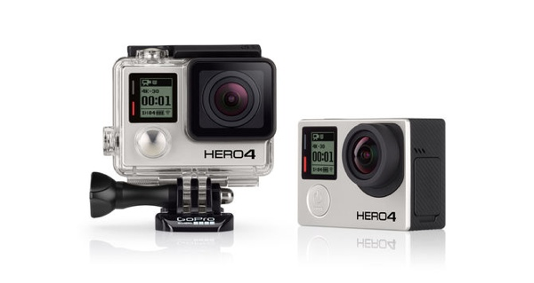 Bildergalerie zur GoPro Hero4 Black Edition