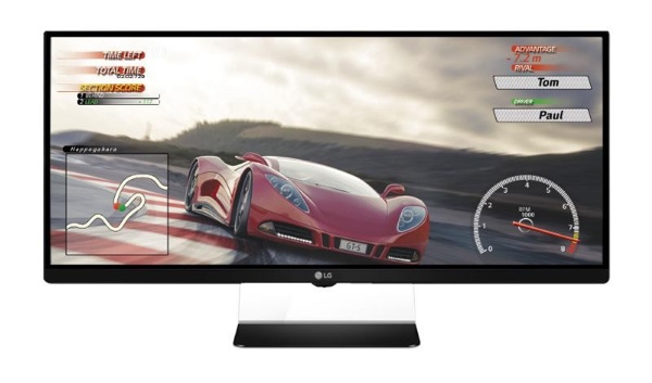 LG 34UM67 - UltraWide Gaming-Monitor mit FreeSync-Support