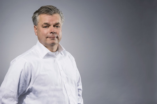 Jaap Zuiderveld - Vice President of Sales and Marketing bei NVIDIA