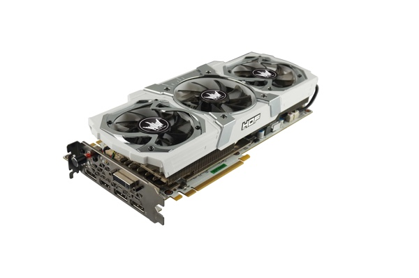 KFA2 GeForce GTX 980 Ti HOF LN2 GOC Edition