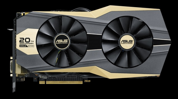 ASUS Gold Edition GeForce GTX 980 Ti