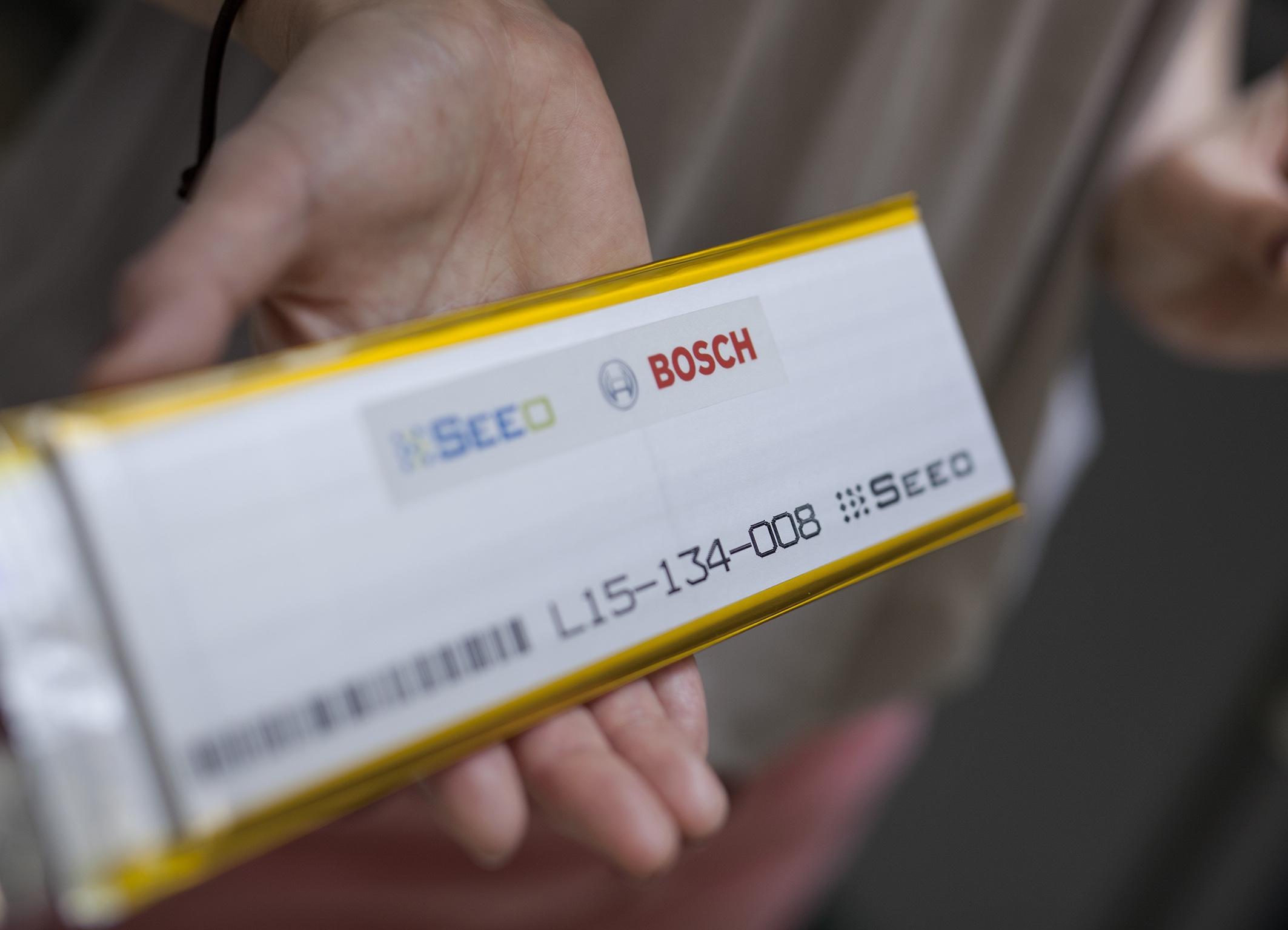 Bosch will Energiedichte für Elektrofahrzeuge bis 2020 verdoppeln ...