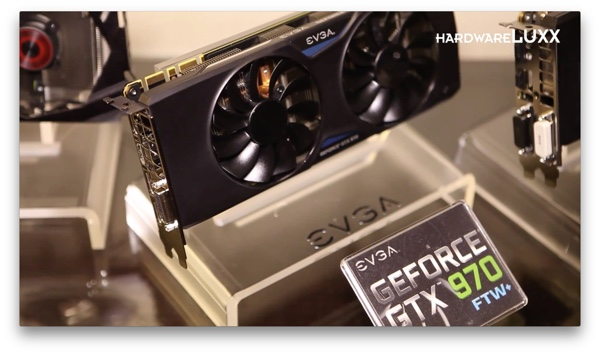EVGA GeForce GTX 970 FTW+