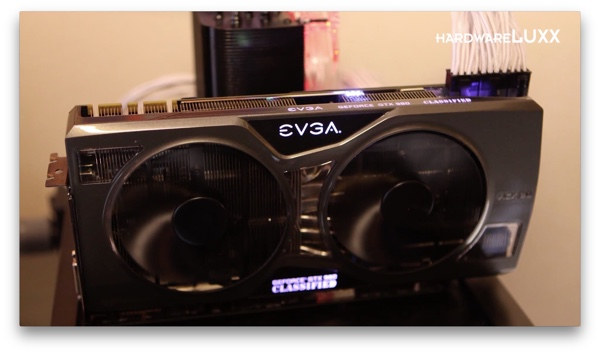 EVGA GeForce GTX 980 Classified K|NGP|N Edition