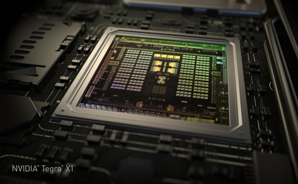 Illustration des Tegra-X1-SoC