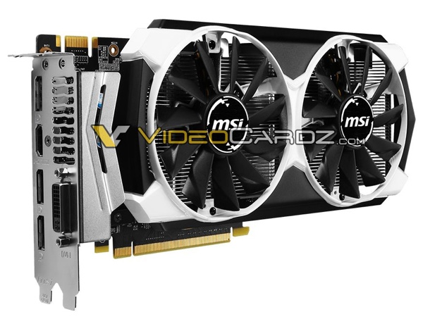 MSI GeForce GTX 960 OC