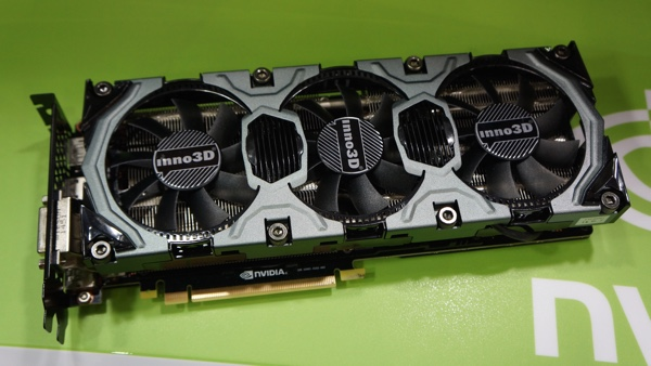 Inno3D GeForce GTX 980 Ti OC