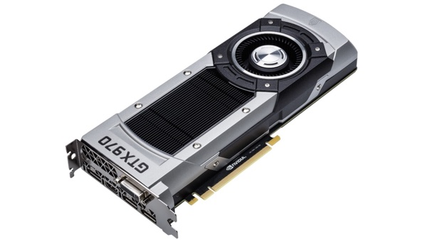 NVIDIA GeForce GTX 970 im Referenzdesign