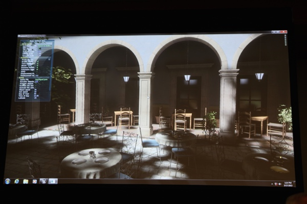 Voxel Global Illumination auf der GTC 2015