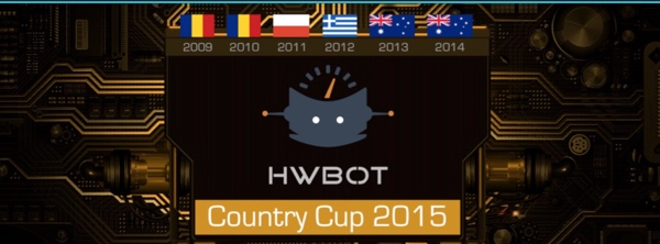 HWBOT Country Cup 2015