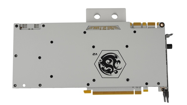 KFA2 Geforce GTX 980 Ti HOF Watercooled