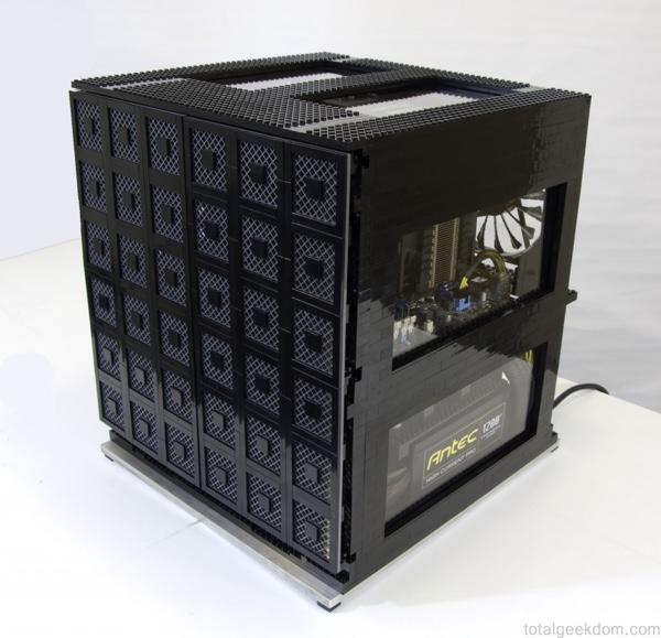 ... Der Mini Pc In Einem Gehause Aus Legosteinen Verpackt Hardwareluxx ...