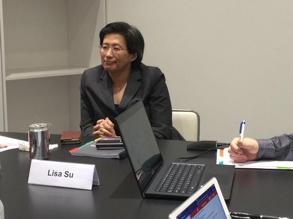 Dr. Lisa Su, CEO of AMD