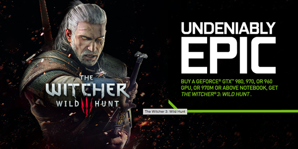 The Witcher 3: Wild Hunt im Bundle