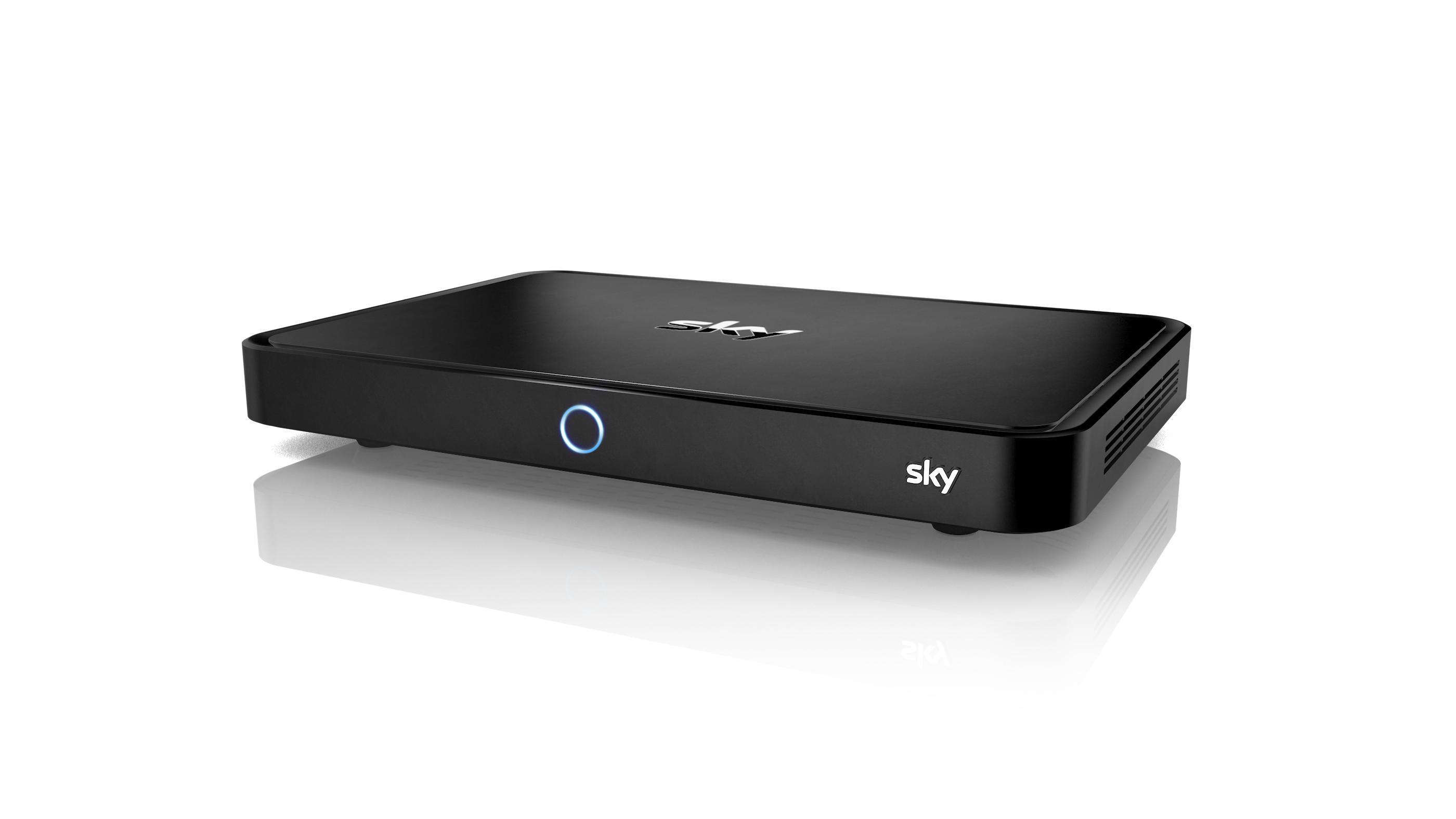 Sky Pro Receiver