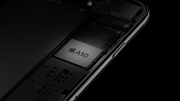 Apple A10 Fusion im iPhone 7