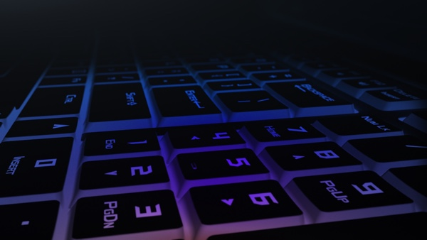 Тизер игрового концепт-ноутбука ASUS