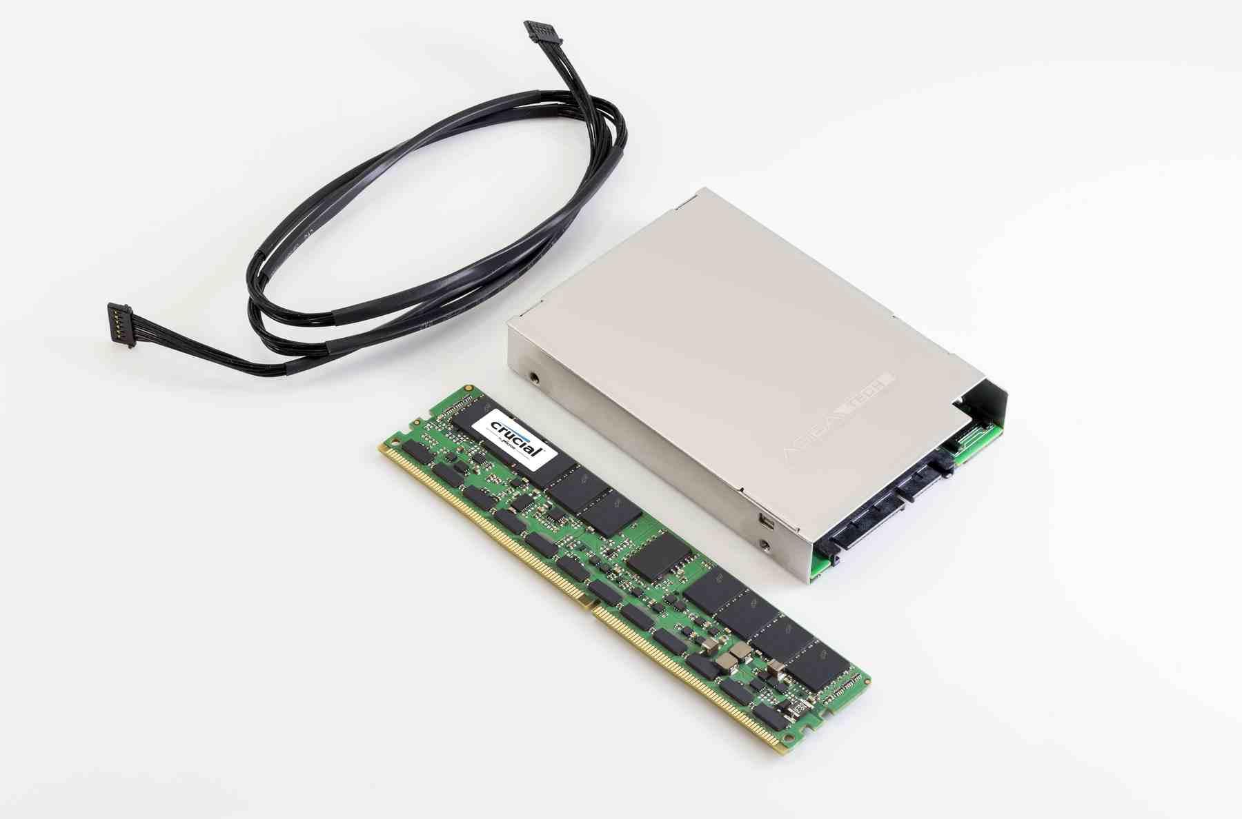 混合記憶體 NVDIMM 現身,用以填補 DRAM 與 NAND Flash 不足