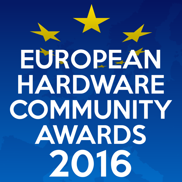 European Hardware Community Awards 2016
