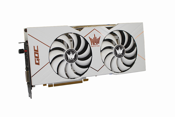 Galax GeForce GTX 980 Ti HOF GOC Edition