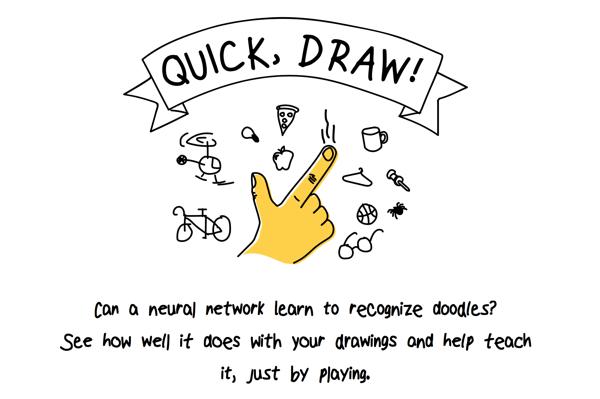 Google Quick, Draw!