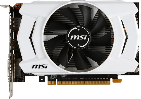 MSI GeForce GTX 950 2GD5T OCV2