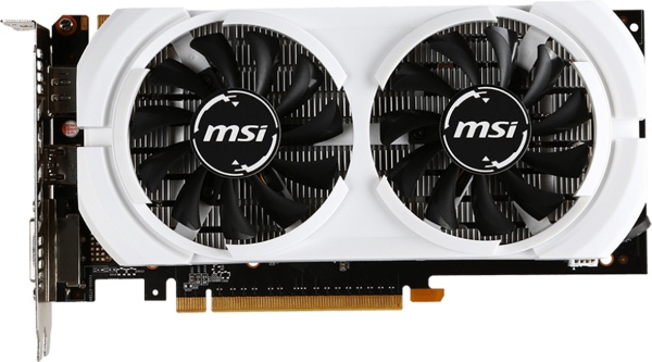 MSI GeForce GTX 950 2GD5T OCV3