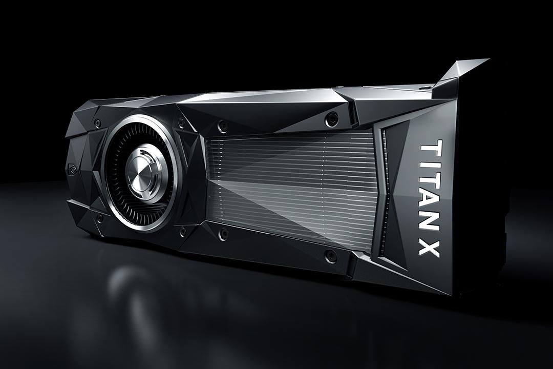 NVIDIA представила GeForce GTX Titan X на архитектуре Pascal - Hardwareluxx  Russia