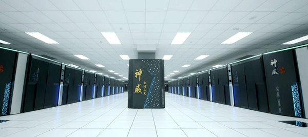 Sunway TaihuLight - Neuer Spitzenreiter in der Top500 der Supercomputer