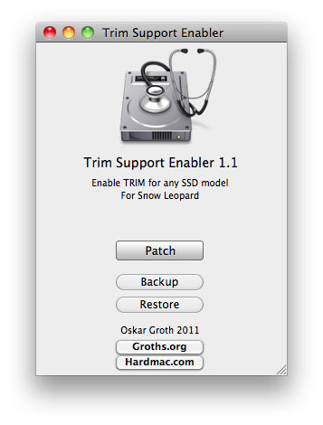 AppleSSD-Trim-Support-Enable
