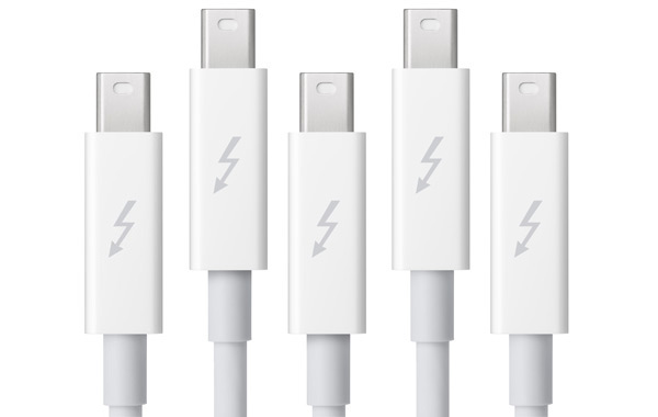Thunderbolt-Stecker