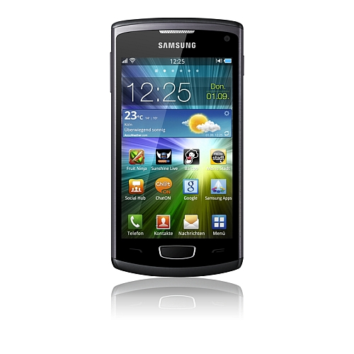 ifa 2011 drei neue bada 2 0 smartphones von samsung hardwareluxx. Black Bedroom Furniture Sets. Home Design Ideas