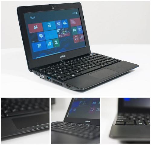 Neues Netbook vorgestellt: Das ASUS 1015E Mini