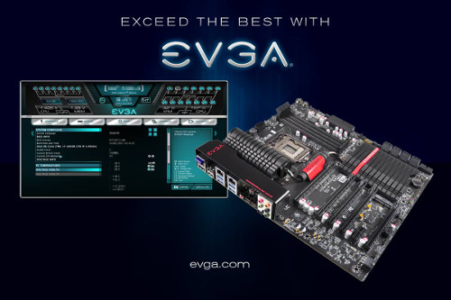 EVGA Z87 Classified-Mainboard für Intels Haswell