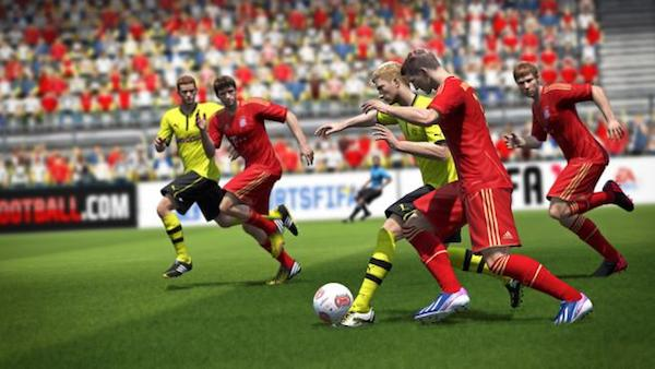FIFA 14 - Screenshot