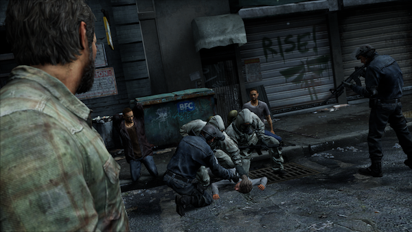 The Last of Us - Screenshot