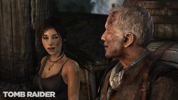 Tomb Raider - Screenshot