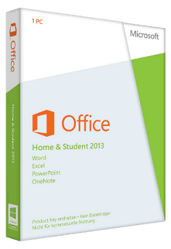 microsoft office 2013 verpackung