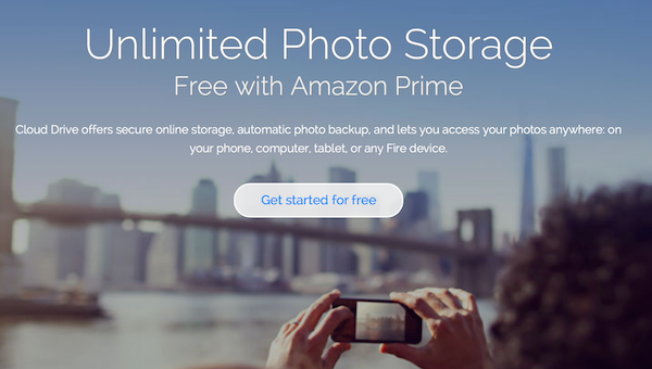amazon prime fotospeicher us k