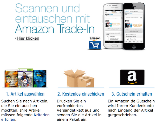 amazon trade in k