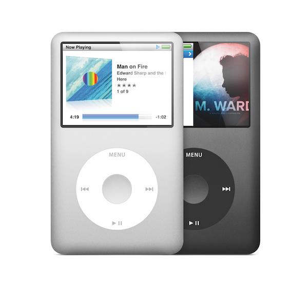 apple ipod classic k